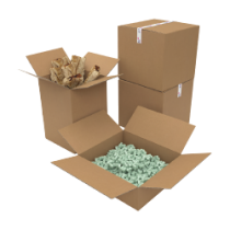 Emballage et expédition